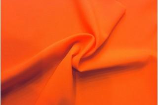 Купить ткань Габардин (кислотно-оранжевый) оптом