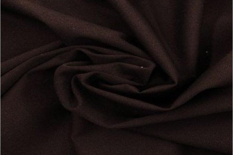 Купить ткань Габардин (шоколад) оптом