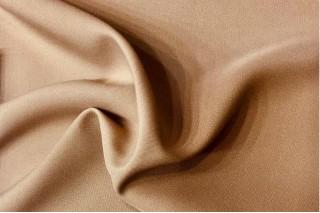 Купить ткань Габардин (темно-бежевый) оптом