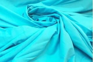 Купить ткань Бенгалин (Бирюза) оптом
