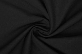 Купить ткань Бенгалин (черный) оптом