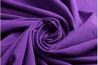 Купить ткань Бенгалин (фиолетовый) оптом