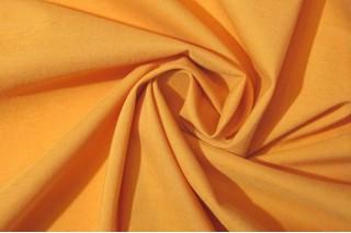 Купить ткань Бенгалин (оранжевый) оптом