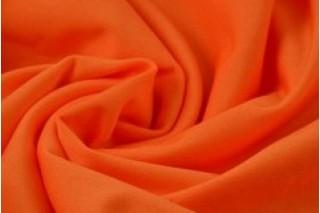 Купить ткань Бифлекс (оранжевый) оптом