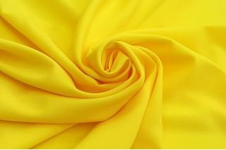 Купить ткань Микродайвинг (желтый) оптом