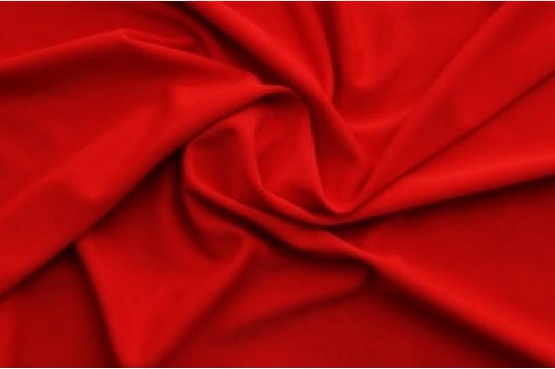 Купить ткань Микродайвинг (красный) оптом