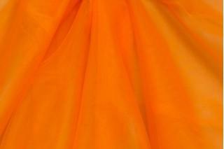 Купить ткань Евро сетка (оранжевая) оптом