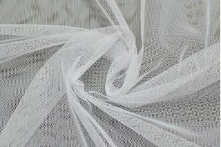Купить ткань Фатин (белый) мягкий оптом