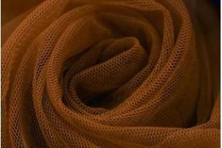 Купить ткань Фатин (бронза) оптом