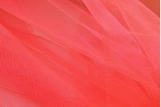 Купить ткань Фатин (коралл) оптом