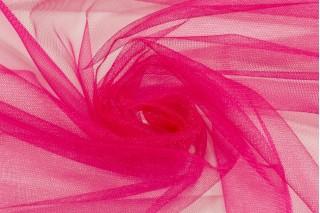 Купить ткань Фатин (малина) оптом