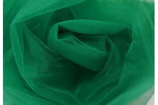 Купить ткань Фатин (зеленый) мягкий оптом