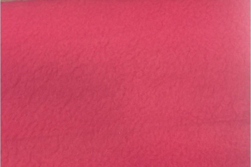 Купить ткань Флис (малина) оптом