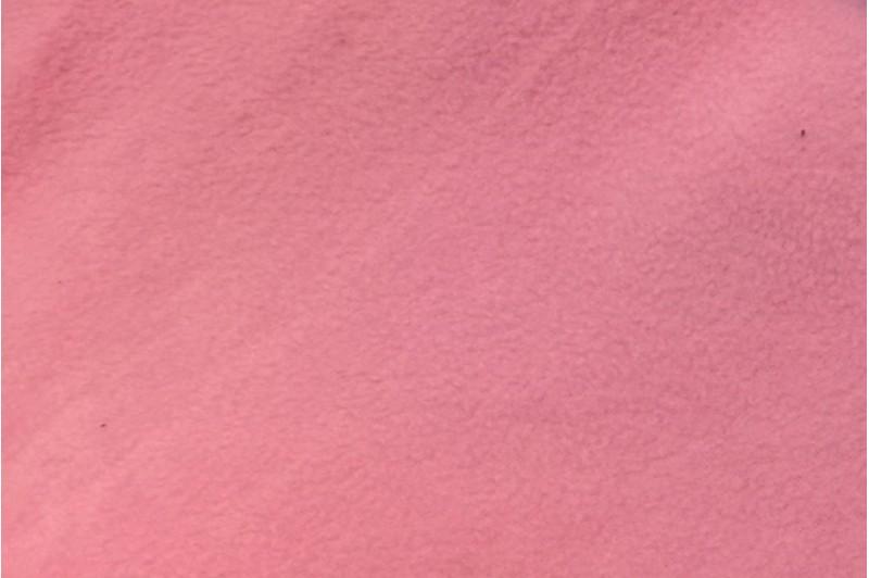Купить ткань Флис (розовый) оптом