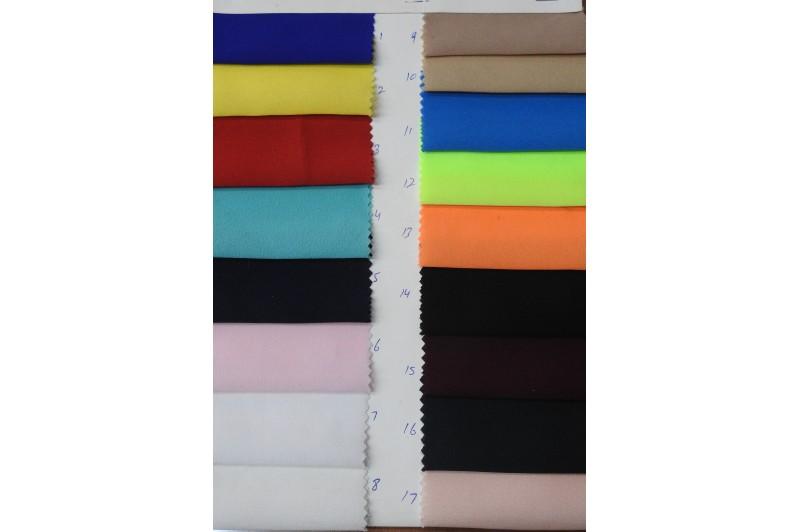 Купить ткань Образцы (креп-шифон) оптом