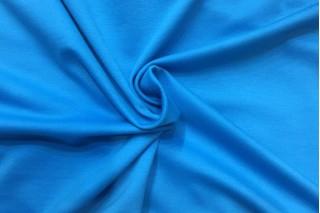 Купить ткань Французский трикотаж (голубой) оптом