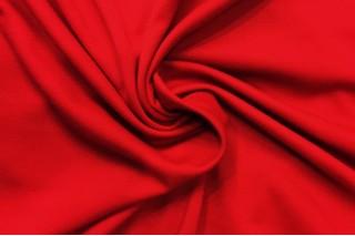 Купить ткань Французский трикотаж (красный) оптом