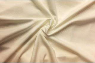 Купить ткань Французский трикотаж (молочный) оптом