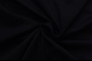 Купить ткань Французский трикотаж (темно-синий) оптом