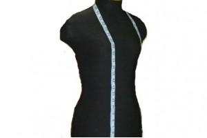 Манекен женский (40-60 размер) со шнурком