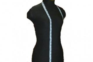 Купить ткань Манекен женский (40-60 размер) со шнурком оптом и в розницу