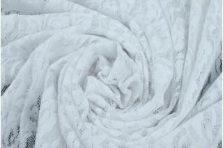 Купить ткань Гипюр (белый) оптом