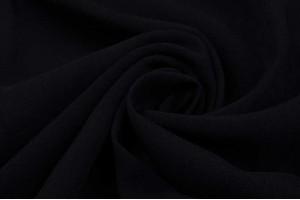Креп-костюмка (темно-синий)