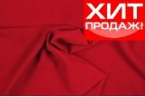 Креп-костюмка (красный)