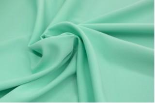 Купить ткань Креп-костюмка (мята) оптом