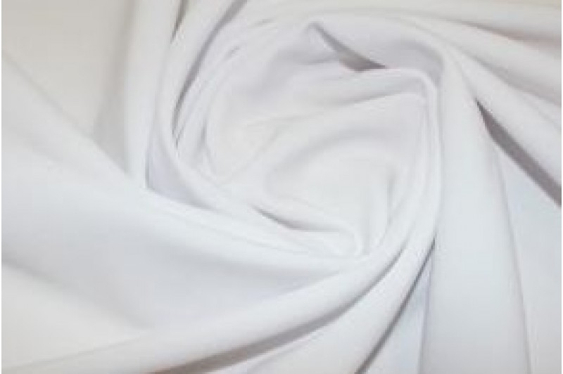 Купить ткань Мадонна (белый) оптом
