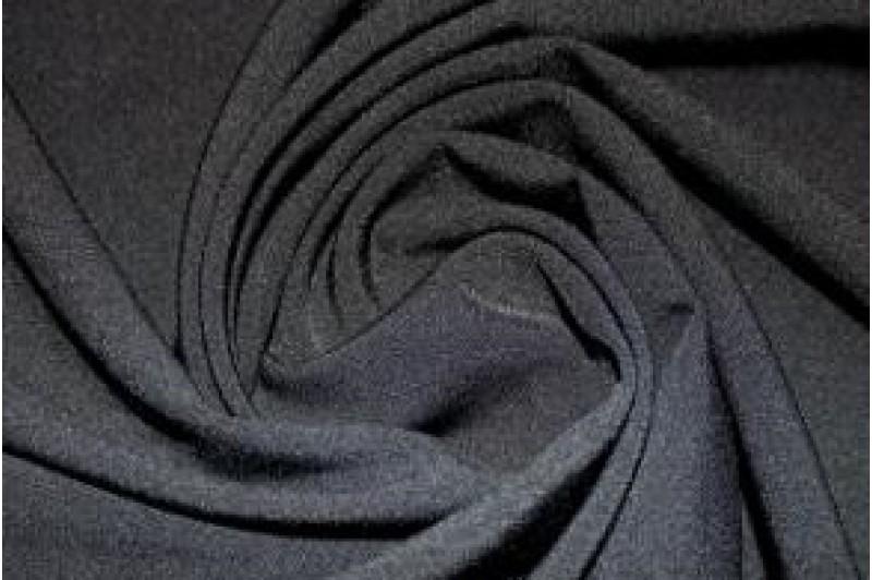Купить ткань Мадонна (черный) оптом
