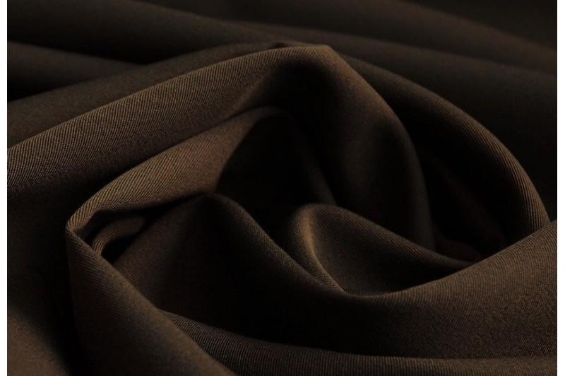 Купить ткань Мадонна (коричневый) оптом