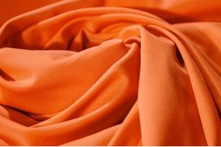 Купить ткань Микродайвинг (оранжевый) оптом