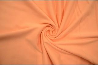 Купить ткань Рибана (персик) оптом и в розницу