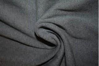 Купить ткань Рибана (серая) оптом и в розницу