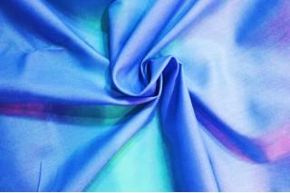 Купить ткань Рубашка (бирюза) оптом