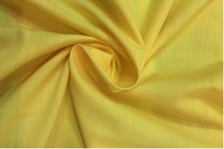 Купить ткань Рубашка (желтый) оптом