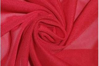 Купить ткань Сетка стрейч (коралл) оптом