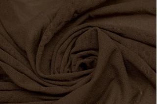 Купить ткань Сетка стрейч (коричневый) оптом