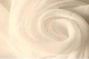 Креп шифон (молочный)