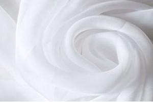 Креп шифон (белый)