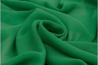 Купить ткань Шифон (бирюза) оптом