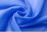 Шифон (голубой)