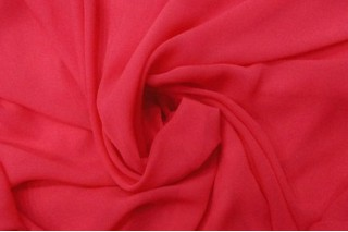 Купить ткань Шифон (коралл 2) оптом