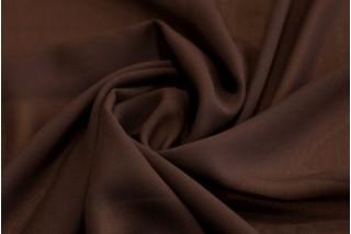 Купить ткань Шифон (коричневый) оптом