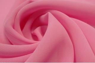 Купить ткань Шифон (розовый) оптом