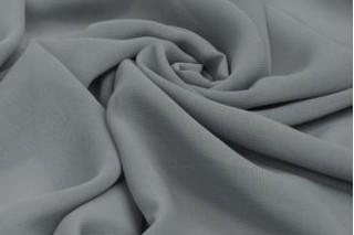 Купить ткань Шифон (серый) оптом