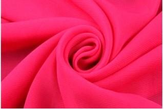 Купить ткань Шифон (светло-малиновый) оптом