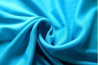 Купить ткань Штапель (бирюза) оптом и в розницу