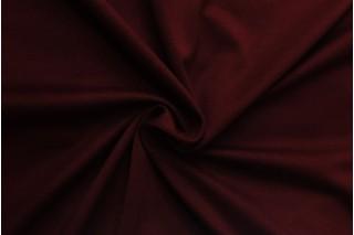 Купить ткань Штапель (бордовый) оптом и в розницу